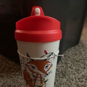 kate spade Kitchen - Kate spade 16oz Christmas fox thermal mug
